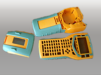 2k injection mold(double color injection mold)